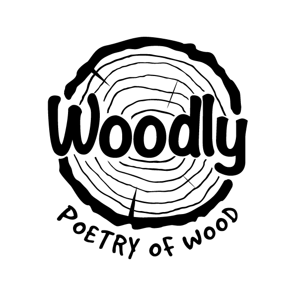 Woodly_logo_Ćrno-beli-slogan